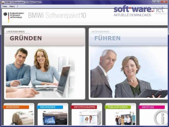 bmwi softwarepaket 10