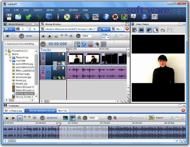 musik schneiden software