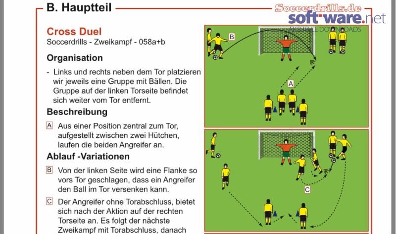 Fussball Trainingseinheiten Download Windows Deutsch