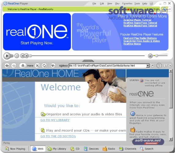 Remember realplayer | oldversion.
