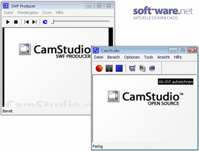 camstudio deutsch download