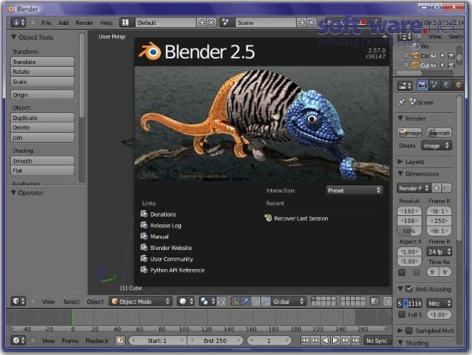 animationsprogramm