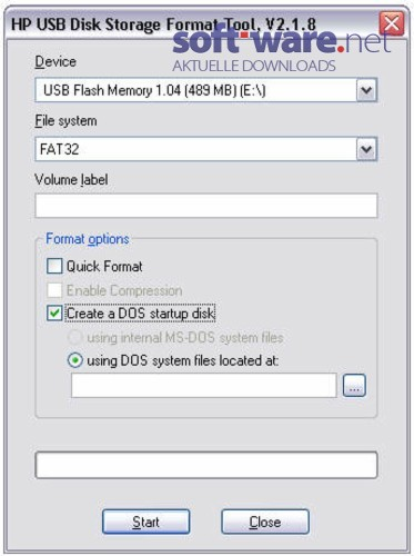 USBブートWindows7を使っています - HP USB Disk …