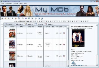 MyMDb Screenshot