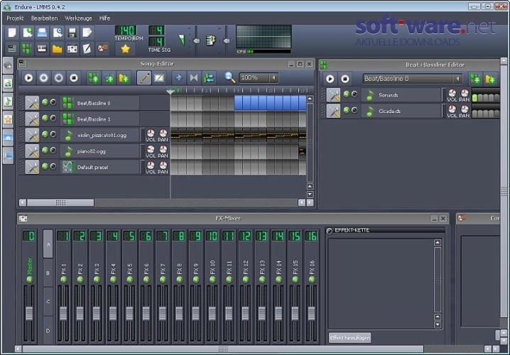 Lmms Linux Multimedia Studio 0 4 13 F 252 R Windows