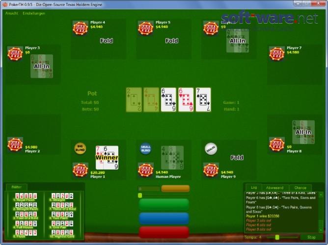 Poker freeware download deutsch