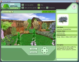 Virtual Garden Screenshot