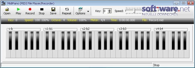 piano online spielen tastatur