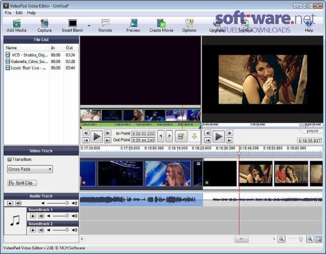 videopad video editor download windows deutsch bei