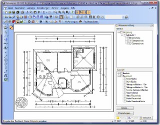 CAD Architecture Screenshot