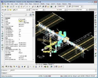 progeCAD Smart Screenshot