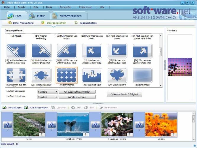 Photo Flash Maker - Download (Windows / Deutsch) bei SOFT ...