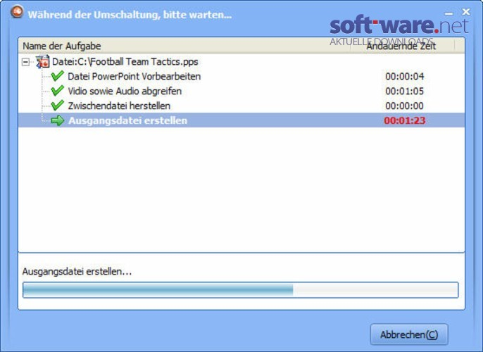 leawo powerpoint to video free download windows deutsch bei soft ware net. Black Bedroom Furniture Sets. Home Design Ideas