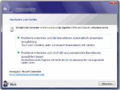 Microsoft Fix it Center 1.0.100