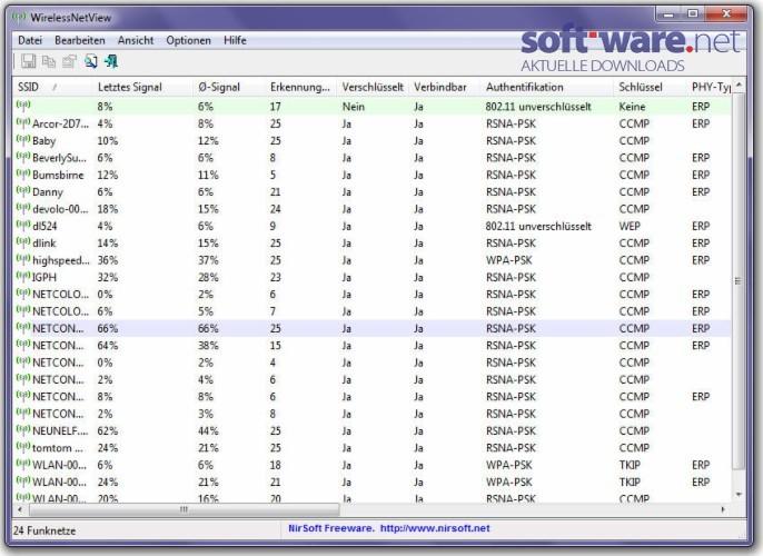 Netstumbler 0.4.0 Free Download