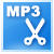 Free MP3 Cutter and Editor Logo Download bei soft-ware.net
