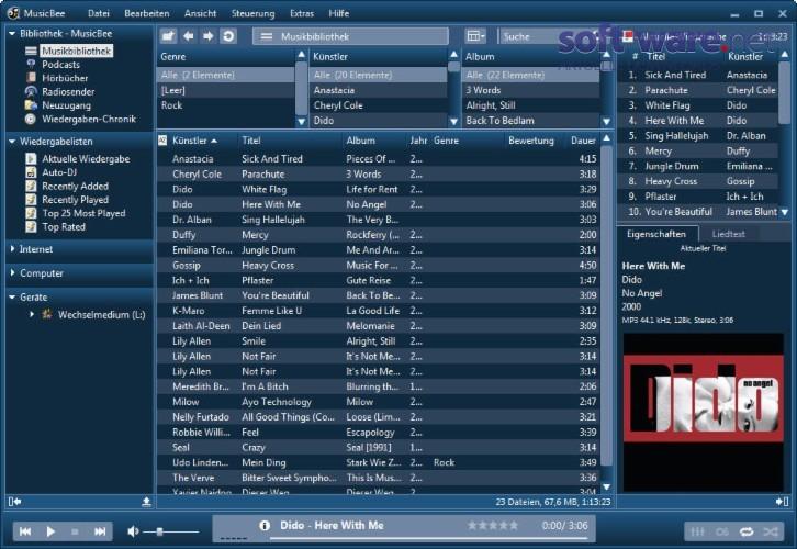 musicbee mac