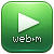 Free WebM Video Converter Logo Download bei soft-ware.net