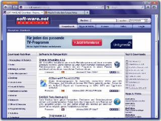 Firefox 8 Screenshot