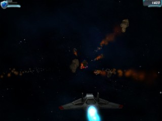 Asteroids Belt Screenshot