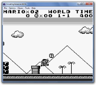 VisualBoy Advance Screenshot