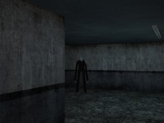 Slender Man's Shadow Sanatorium Screenshot