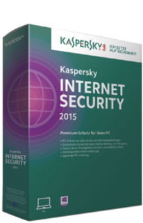 Kaspersky 2015 Screenshot