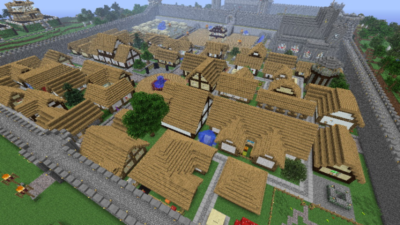 Best Xbox Minecraft Seed For Survival Island