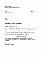 Musterbrief Datenschutz Auskunft Und Widerruf Download Windows
