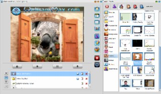 WebcamMax Screenshot