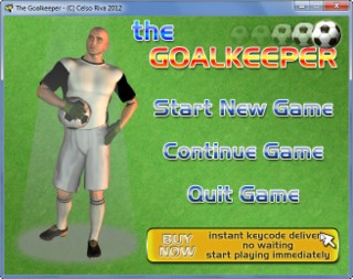 The Goalkeeper 1.2.2 Screenshot
