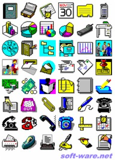 Business Icons Screenshot
