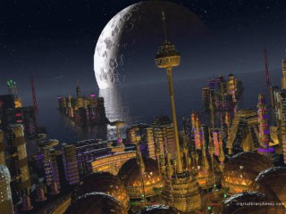 Spire City Screenshot