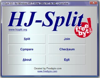 HJ Split Screenshot