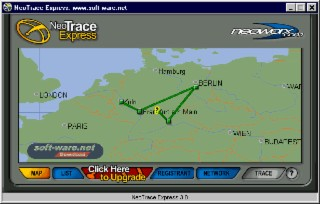 NeoTrace Screenshot