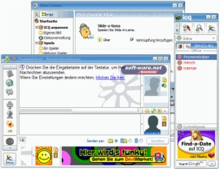 ICQ 5 Screenshot
