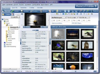 Photo Commander Screenshot