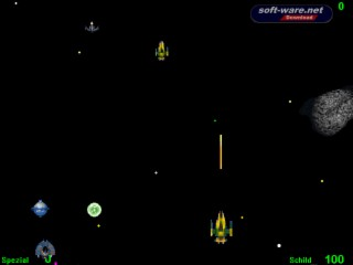 Angriff vom Saturn Screenshot