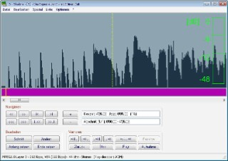 mp3DirectCut Screenshot