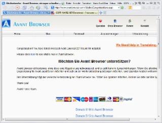 Deutscher Internet Browser