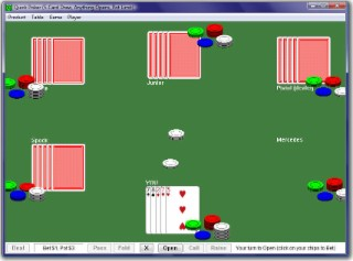 Quick Poker Screenshot