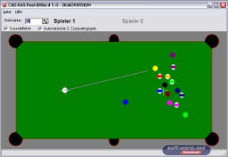 Pool Billard Screenshot
