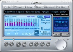 jetAudio Basic 8.0.17