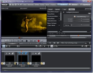 Video deluxe Screenshot