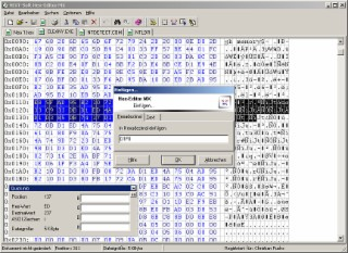 Hex-Editor MX Screenshot