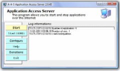Application Access Server 2.0.45