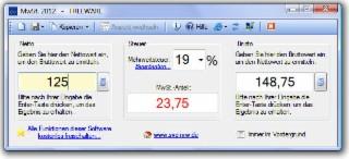 mwst 2012 download windows deutsch bei soft ware net. Black Bedroom Furniture Sets. Home Design Ideas