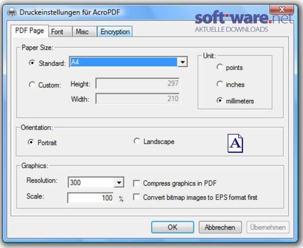 Скачать Pdfcreator Network Printer