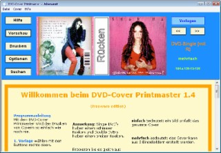 Cover Printmaster Screenshot