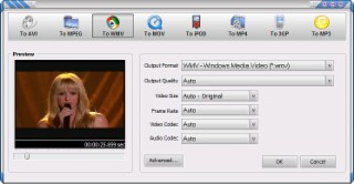 FLV Converter Screenshot